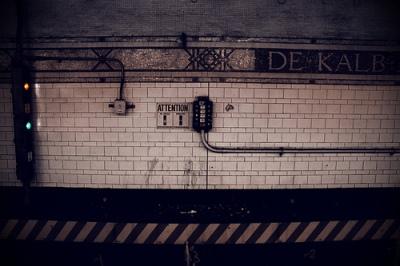 DeKalb Ave.