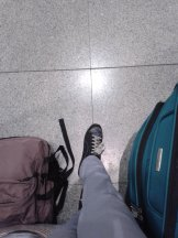 Shoes and luggage